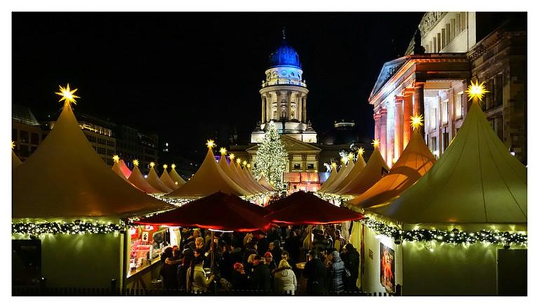 German Christmas Market I © Christian_from_Berlin/Flickr