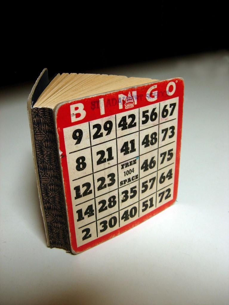 Bingo | © Lisa Yarost/Flickr