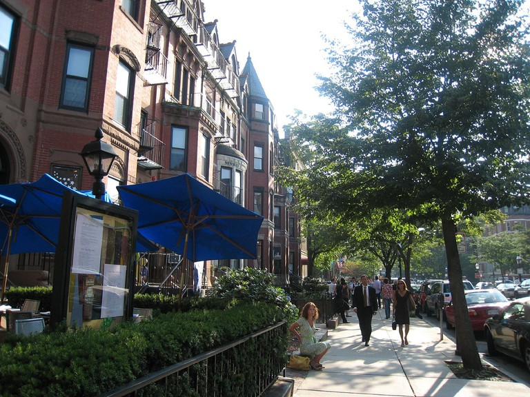 Newbury Street | © Connie/flickr