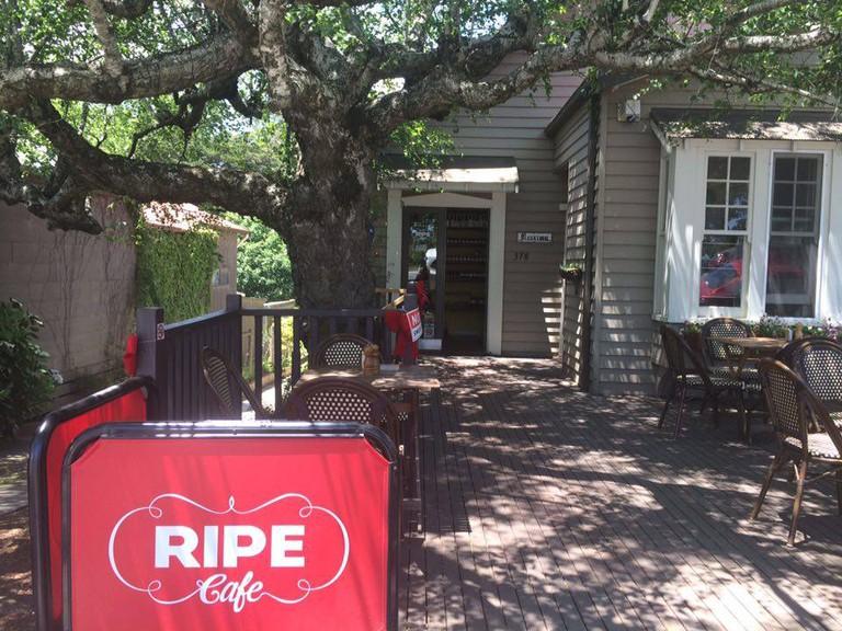 Ripe Café | © Tegan Sellick