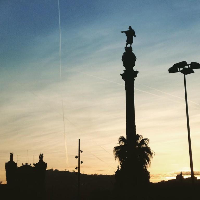 Columbus Monument | © Anna Jauhola
