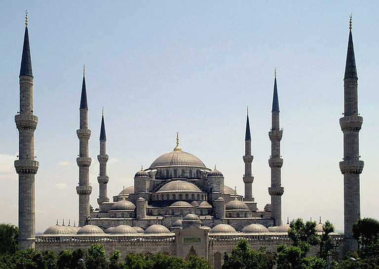 Sultan Ahmed Mosque © Dersaadet/WikiCommons