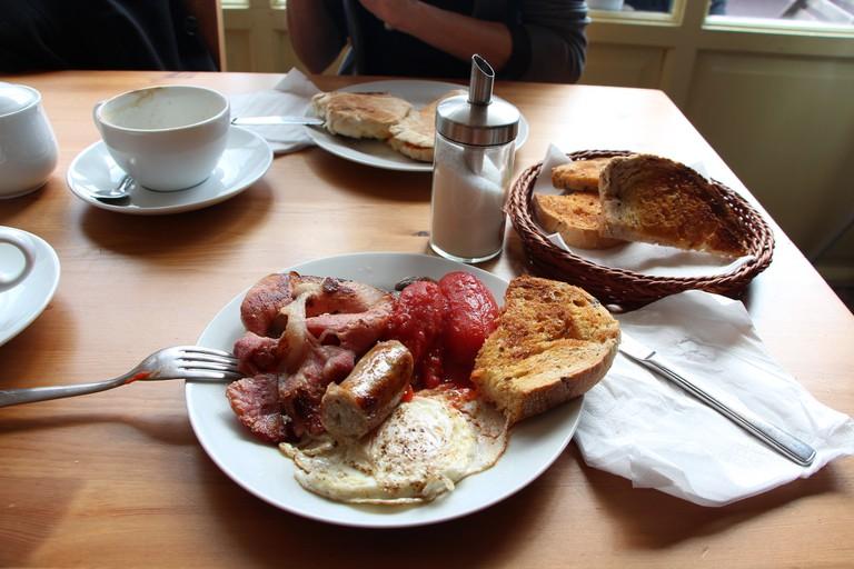 Breakfast ©Joe Shoe