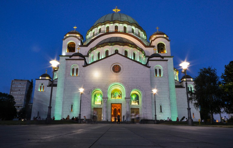 Church of Saint Sava, Belgrade | © Jorge Lascal/Flikr