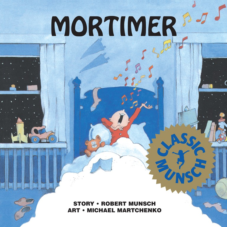 Mortimer © Annick Press