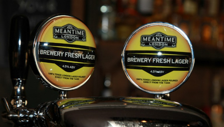 The Plough | Courtesy of Meantime Brewing Company