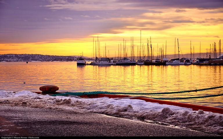 Oslo I © Moyan Brenn/Flickr