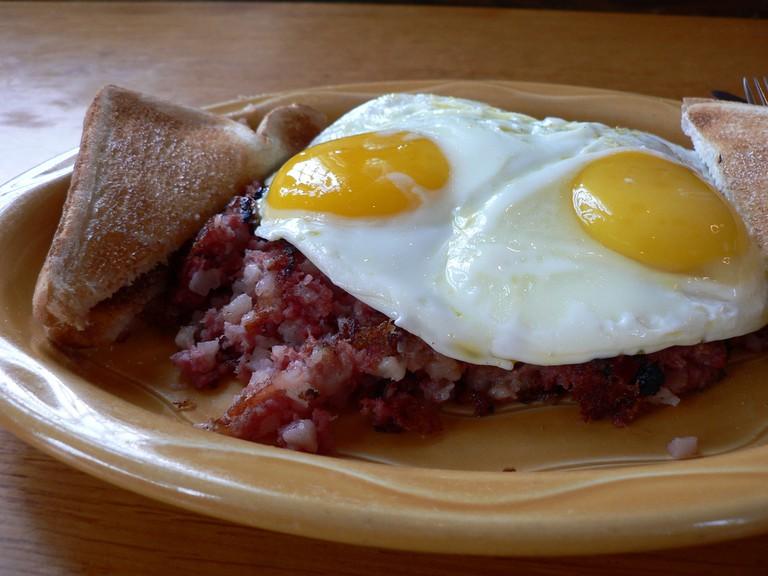 Corned beef hash   © stu_spivack/ Flickr
