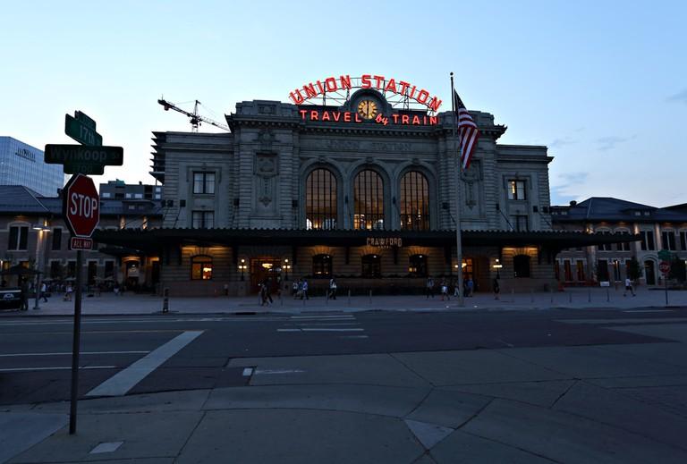 Union Station - Denver, Colorado © Jerry Huddleston/Flickr
