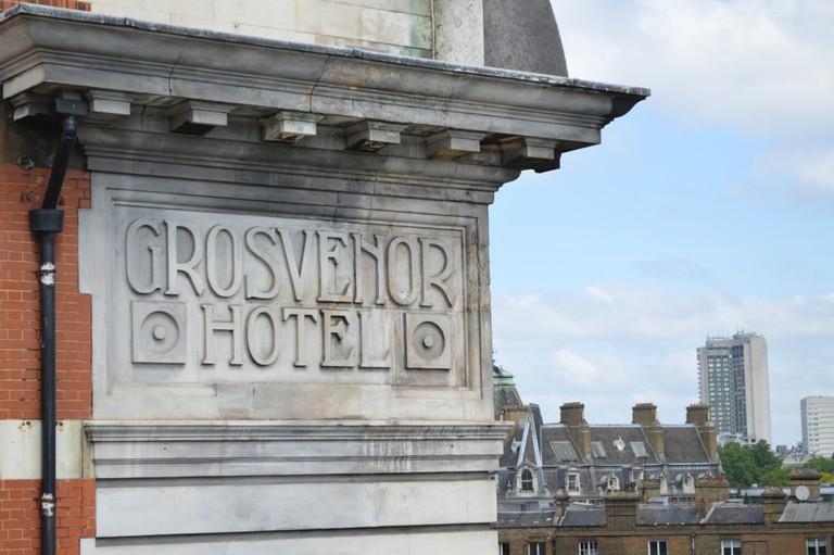 The Grosvenor Hotel, Victoria | © Matt Brown/Flickr