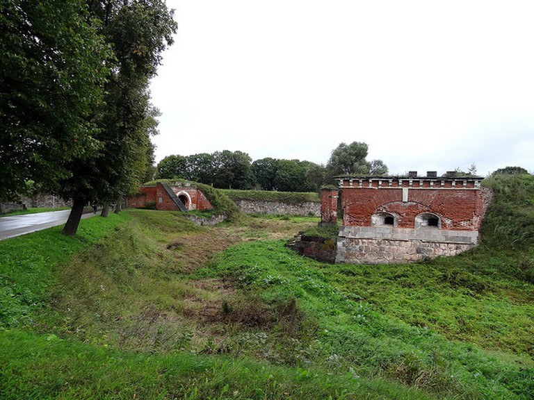 Daugavpils fortress I © Groundhopping Merseburg/Flickr