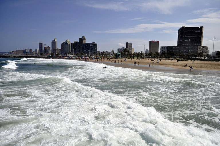 Durban Beach | © Darren Glanville/flickr