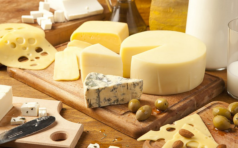Cheese Board © Michael Stern/Flickr