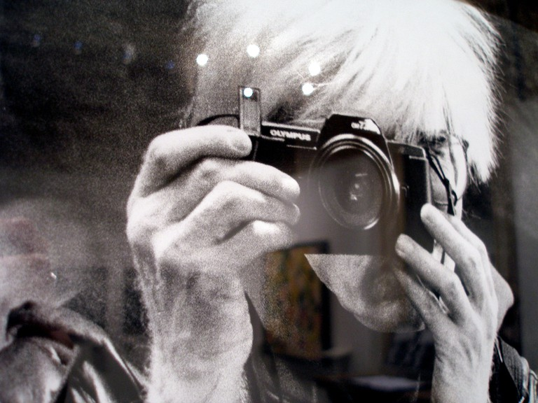 Andy Warhol | © Ritratto/Flickr