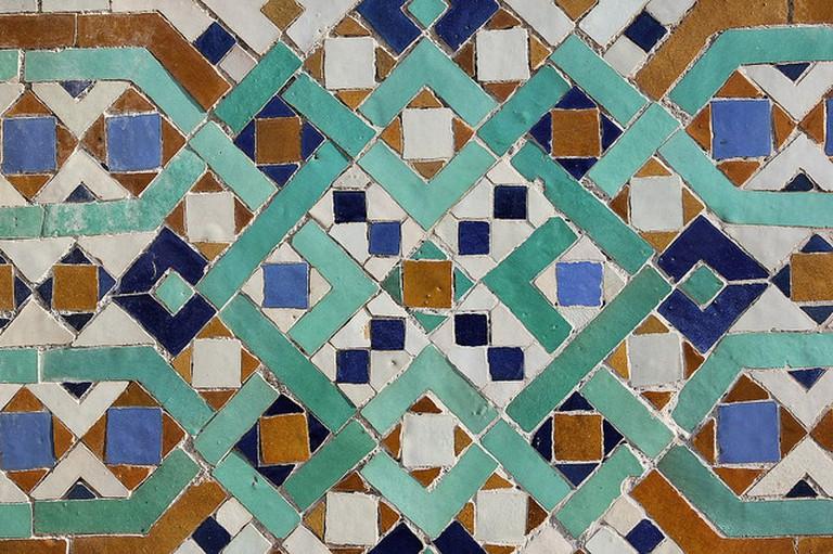 Casablanca pattern I © Rene Leubert/Flickr
