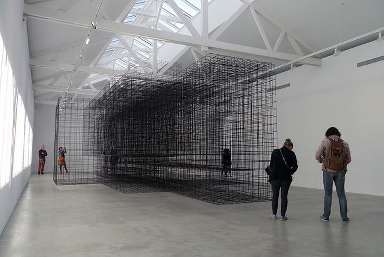 Antony Gormley, Matrix II | © Groume / Flickr
