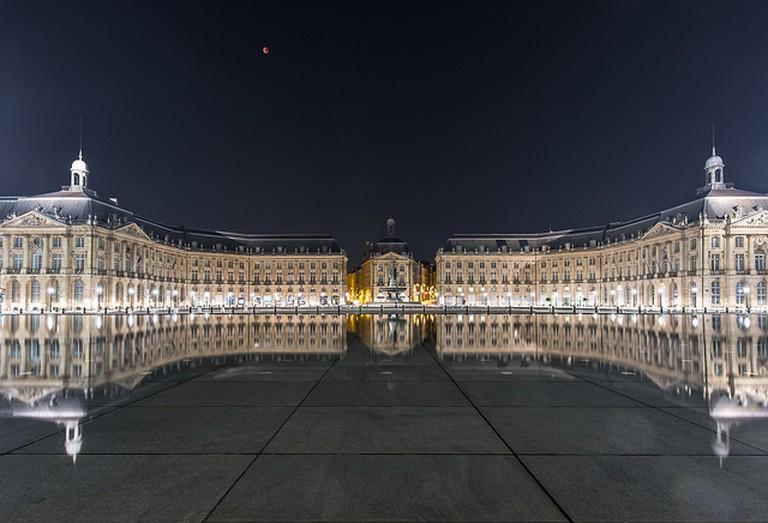 Miroir d'Eau, Bordeaux | © Mariusz Strawinski/Flickr