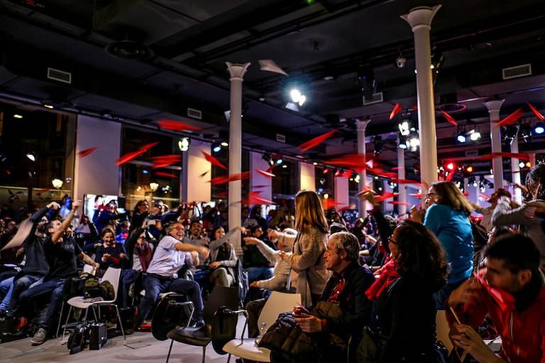TEDxBarcelona 2015 | Courtesy of José Cruset