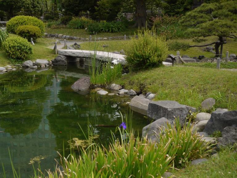 Kyu-Shiba-Rikyu Garden © Sen Itto / Flickr