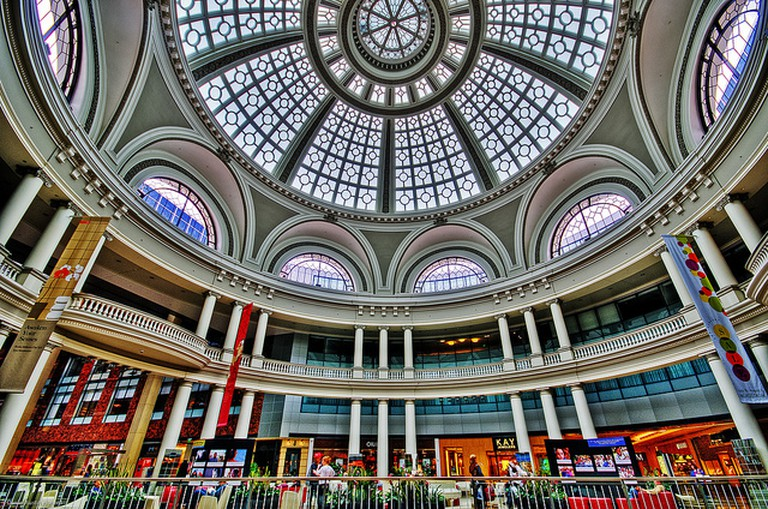 Westfield Rotunda © Daniel Hoherd/Flickr