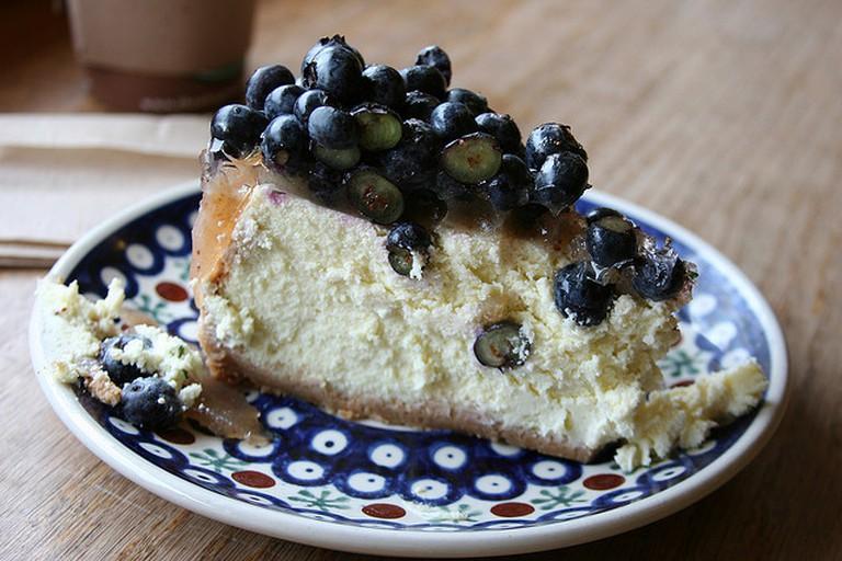 Blueberry Cheesecake © Brad Greenlee/Flickr