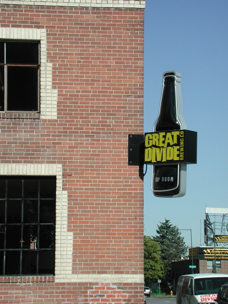 Great Divide Brewing Company © Cliff