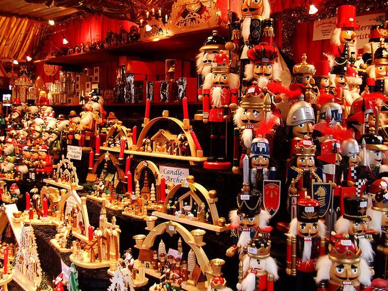 German Market | © Katherine/Flickr
