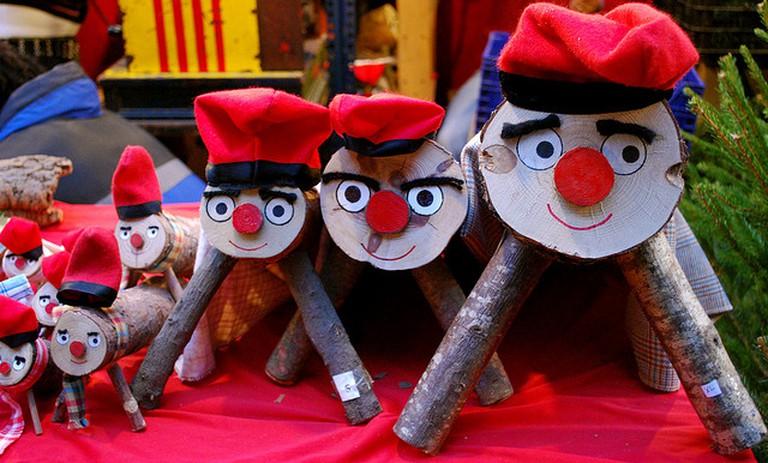 Caga Tió | © Valerie Hinojosa / Flickr