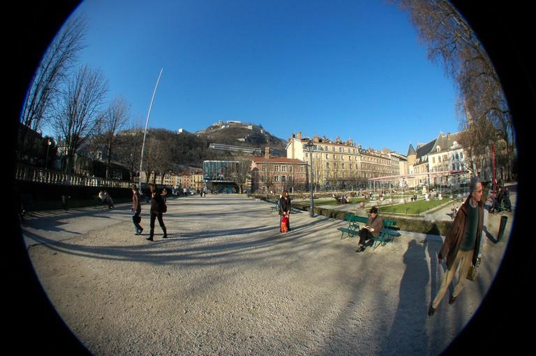 Panorama Grenoble | © Pascal Vuylsteker / Flickr