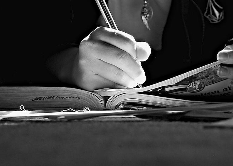 Working Hard | © Bekah/Flickr