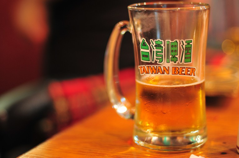 Taiwanese Beer| ©rinux/Fllickr