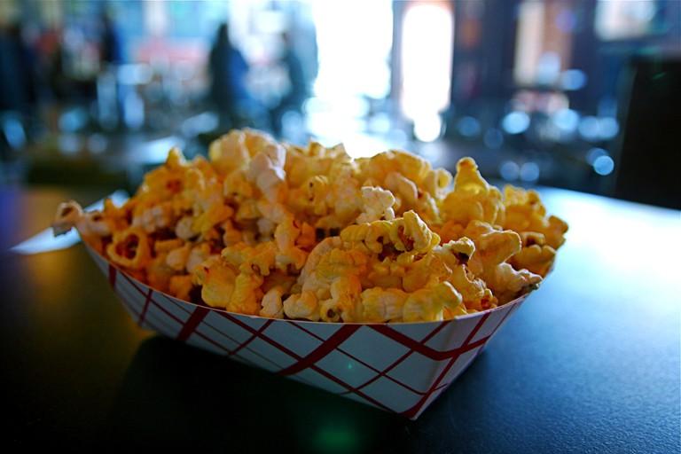 Billy's Lounge Popcorn ©Steven Depolo