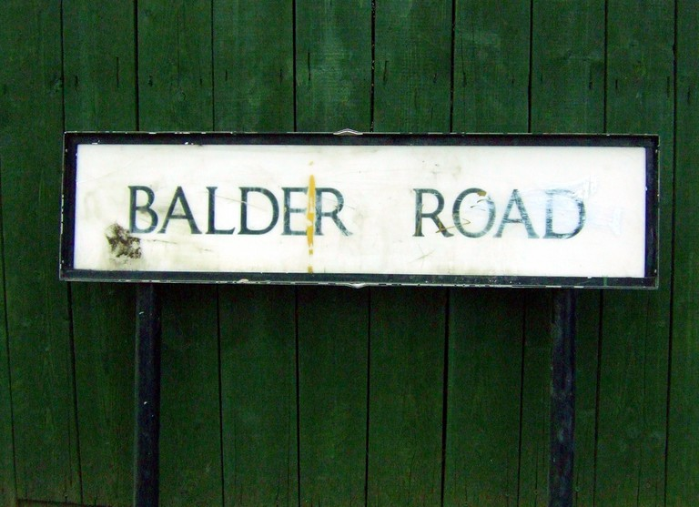 Balder Road © Paul Walker/Flickr