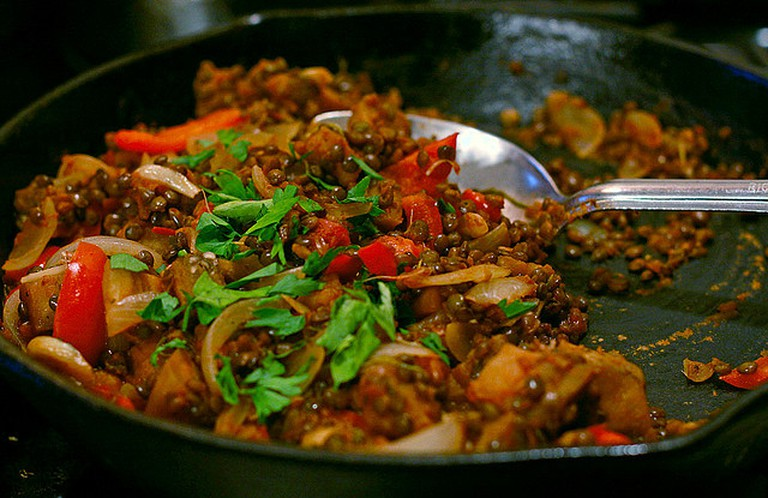 Stir fry | © waferboard/Flickr
