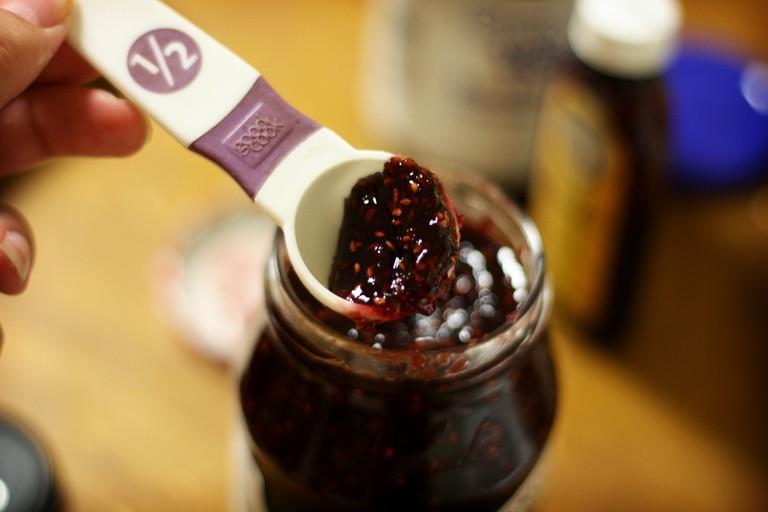 raspberry jame | © Ginny/Flickr