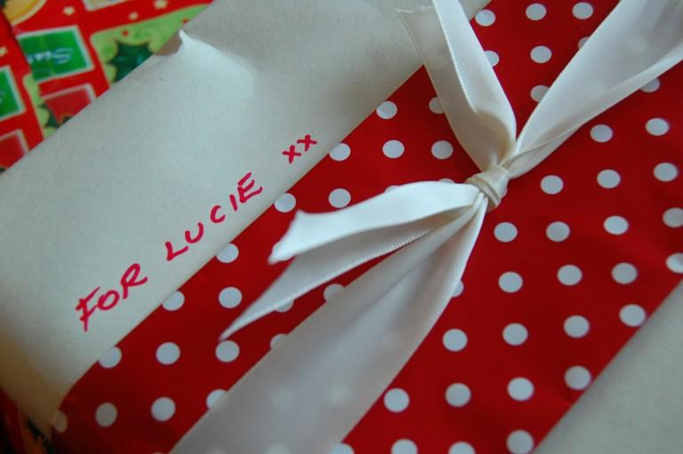 Present   ©jayneandd/Flickr