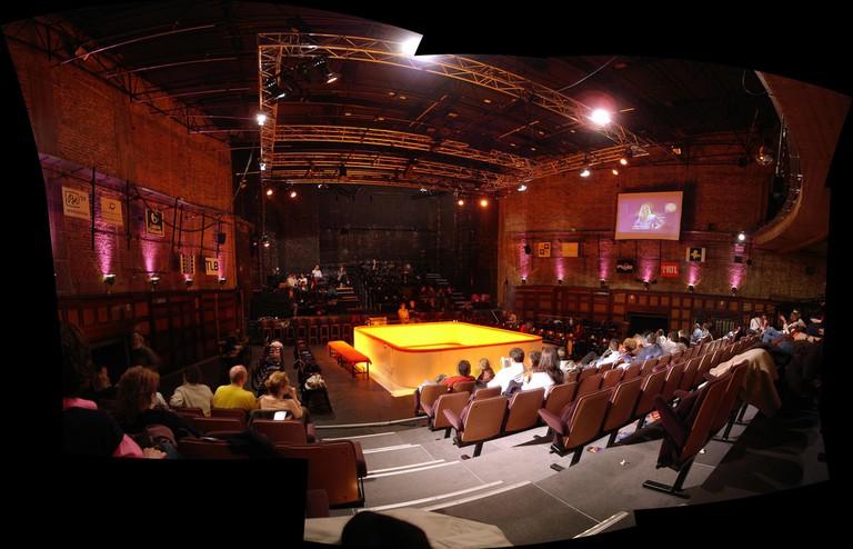 Théâtre Marni   © Antonio Zugaldia/Flickr