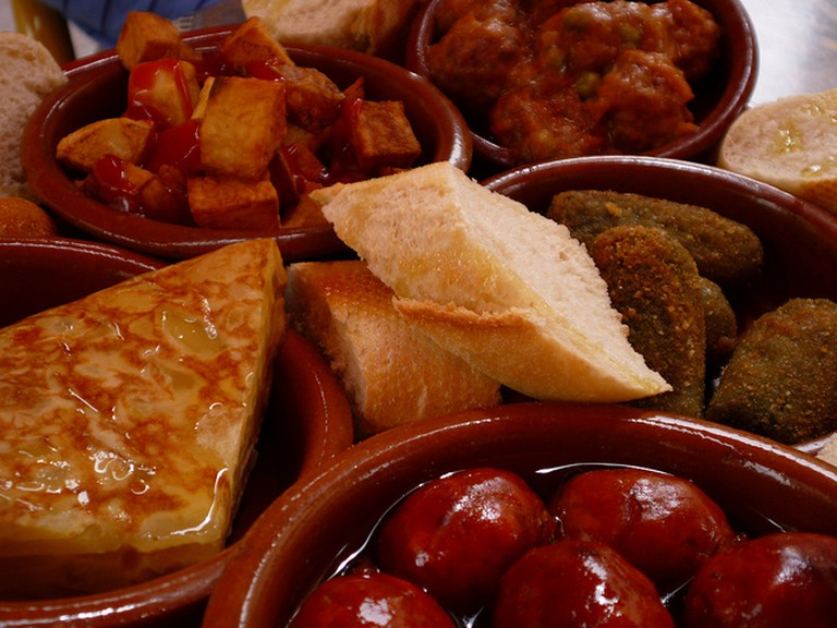 Tapas [ © Helen T/Flickr ]