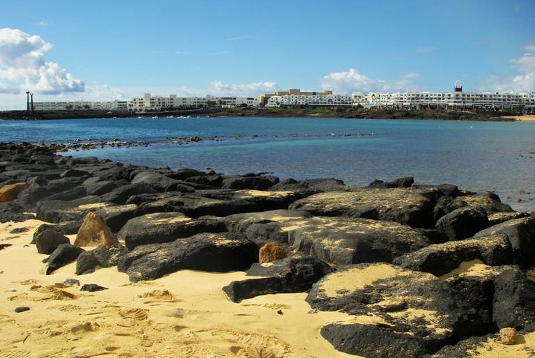 Costa Teguise, Lanzarote  © Pete O'Shea/Flickr