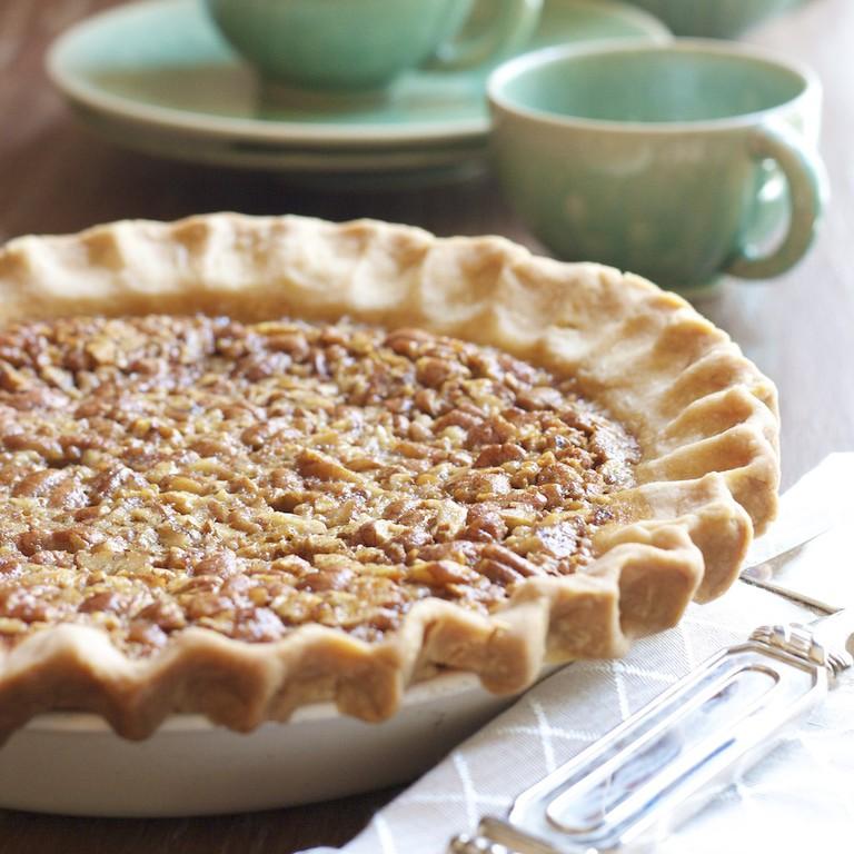 Bourbon Pecan Pie | © Regan Jones/Flickr