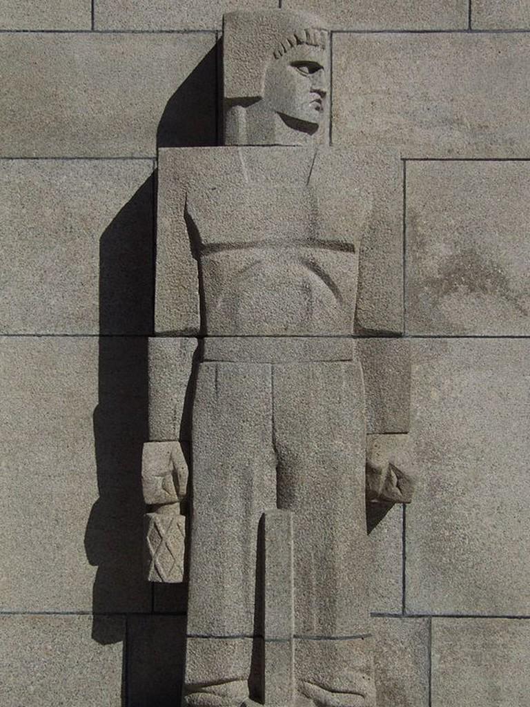 Stone sculpture  ©Marcin Szala/WikiCommons