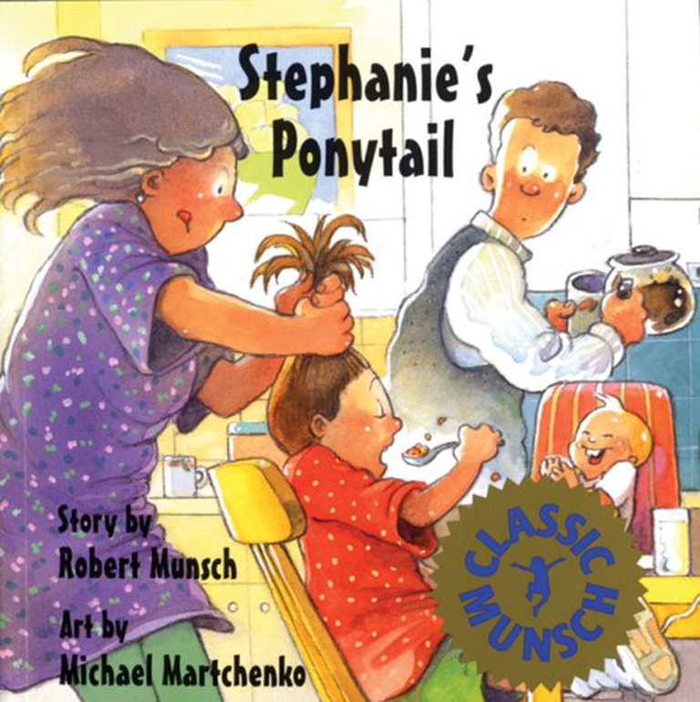 Stephanie's Ponytail | © Annick Press