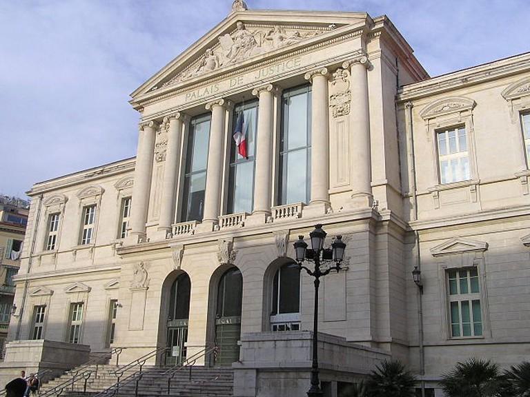 Palais de Justice de Nice | © javno vlasništv/Wikicommons