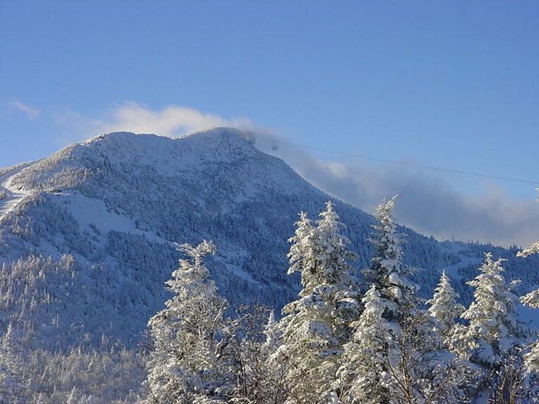Jay Peak in the Green Mountains | © Hanumanix/WikiCommons