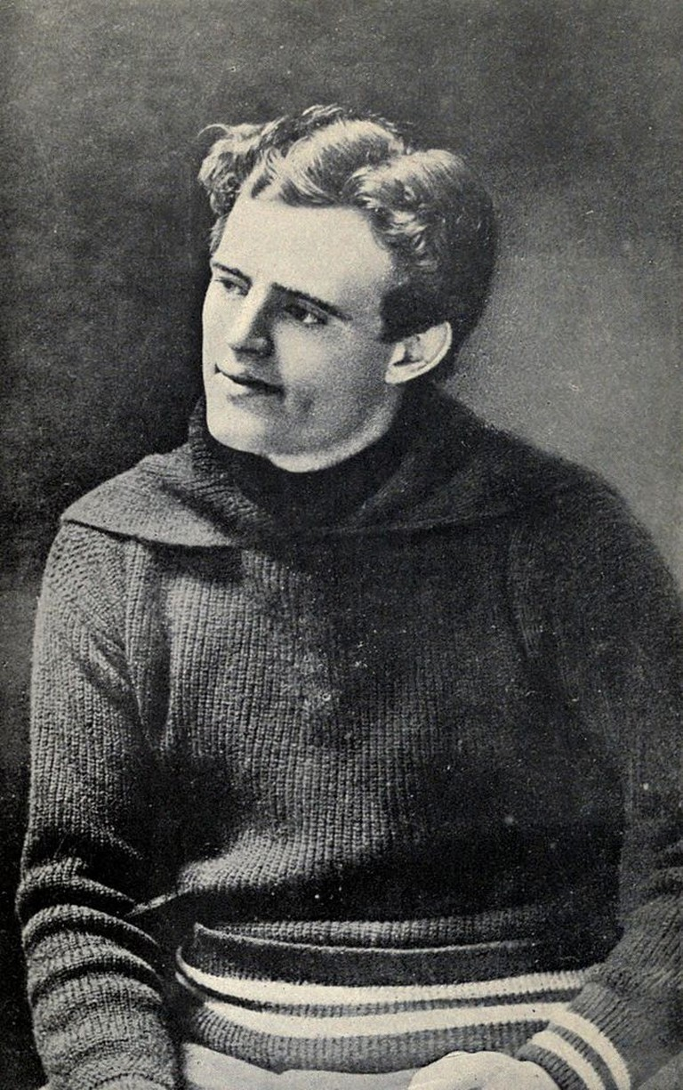 Jack London | © The Book of Jack London by Charmian London/WikiCommons
