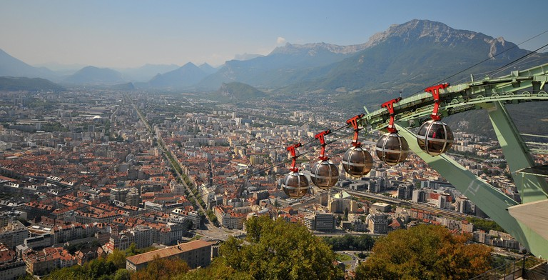 Grenoble, France | ©Archangel12/Flickr
