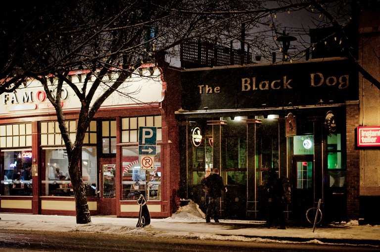 The Black Dog © Kurt Bauschardt/Flickr