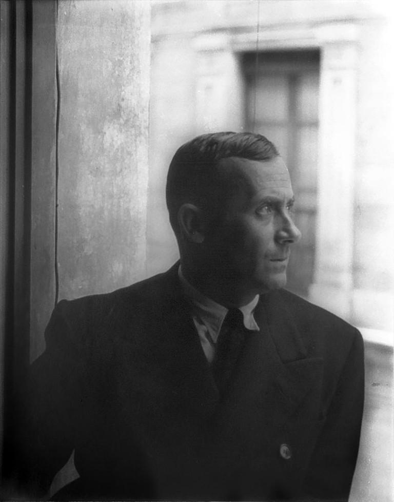 Joan Miró | © Carl Van Vechten/WikiCommons