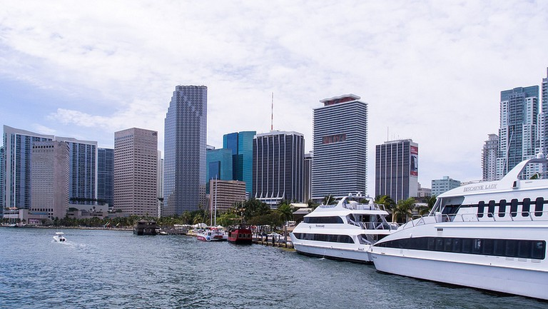 Miami Downtown, Biscayne Bay | © Ed Webster/flickr