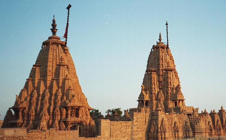 Jain Temples in Jaisalmer| © Patrick Denker/Flickr